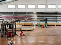 Atelier tuyauterie industrielle en Béarn